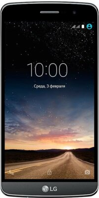 Смартфон LG X190 Ray Black Titan 1