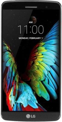Смартфон LG X190 Ray Black Titan 2