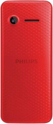 Мобільний телефон Philips Xenium E103 Red 3