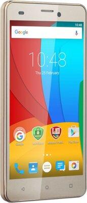Смартфон Prestigio MultiPhone 3507 Wize N3 Dual Gold 2