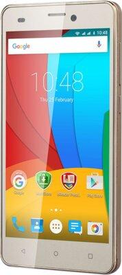 Смартфон Prestigio MultiPhone 3507 Wize N3 Dual Gold 3