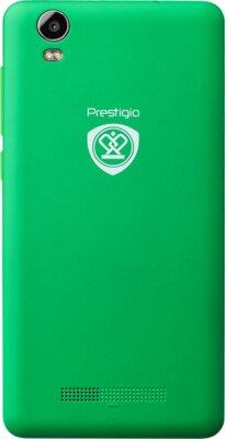 Смартфон Prestigio MultiPhone 3507 Wize N3 Dual Green 5