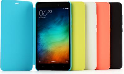 Чехол Xiaomi для Redmi Note 3 White (1154800017) 4