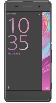 Смартфон Sony Xperia XA Dual F3112 Black 1