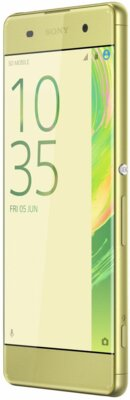 Смартфон Sony Xperia XA Dual F3112 Lime Gold 3