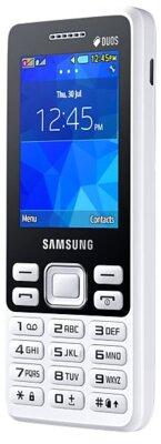 Мобильный телефон Samsung B350E White 2