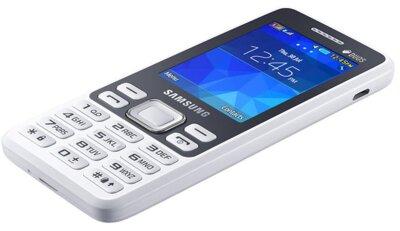 Мобильный телефон Samsung B350E White 3