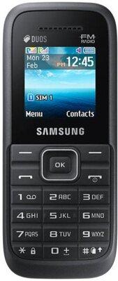 Мобільний телефон Samsung SM-B110E Black 1