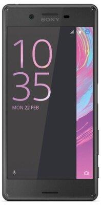 Смартфон Sony Xperia X F5122 Graphite Black 1