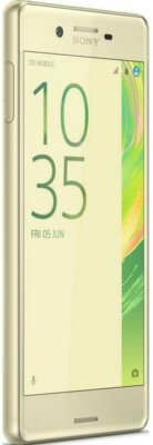 Смартфон Sony Xperia X F5122 Lime Gold 2