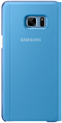 Чехол Samsung S View Cover EF-CN930PYEGRU Blue для Galaxy Note 7 4