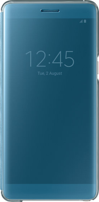 Чехол Samsung Clear View Cover EF-CN930PYEGRU Blue для Galaxy Note 7 1
