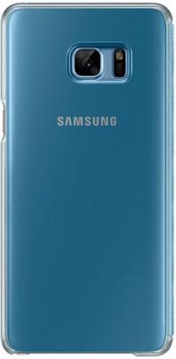 Чехол Samsung Clear View Cover EF-CN930PYEGRU Blue для Galaxy Note 7 2