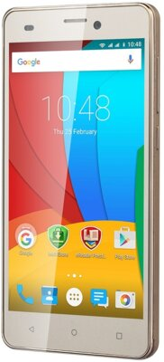 Смартфон Prestigio MultiPhone 5502 Muze A5 Dual Gold 3