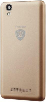 Смартфон Prestigio MultiPhone 5502 Muze A5 Dual Gold 4