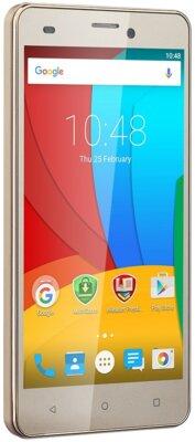 Смартфон Prestigio MultiPhone 5502 Muze A5 Dual Gold 5