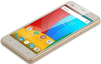 Смартфон Prestigio MultiPhone 5502 Muze A5 Dual Gold 6