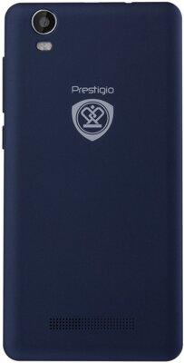 Смартфон Prestigio MultiPhone 5502 Muze A5 Dual Blue 2