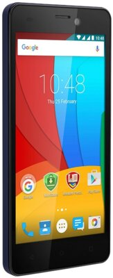 Смартфон Prestigio MultiPhone 5502 Muze A5 Dual Blue 4