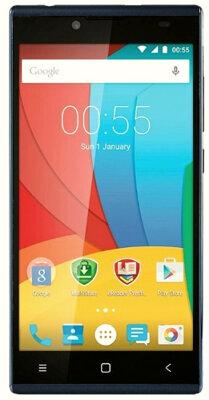 Смартфон Prestigio MultiPhone 5506 Grace Q5 Dual Grey 1