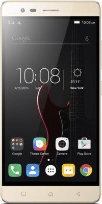 Смартфон Lenovo K5 Note (A7020a40) Gold 1