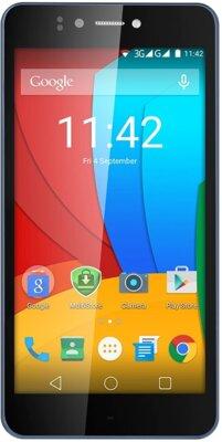 Смартфон Prestigio MultiPhone 3532 Muze F3 Dual Black 1