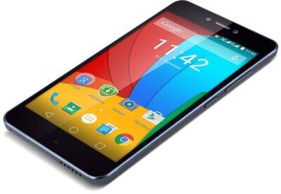 Смартфон Prestigio MultiPhone 3532 Muze F3 Dual Black 6