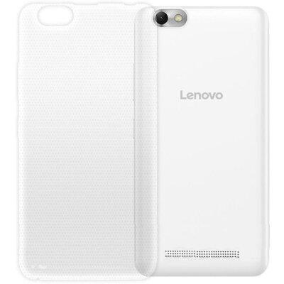 Чехол GlobalCase TPU Extra Slim White для Lenovo Vibe C A2020 1