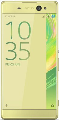 Смартфон Sony Xperia XA Ultra F3212 Lime Gold 1