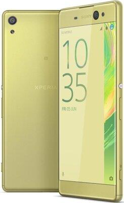 Смартфон Sony Xperia XA Ultra F3212 Lime Gold 2