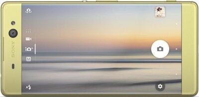 Смартфон Sony Xperia XA Ultra F3212 Lime Gold 4