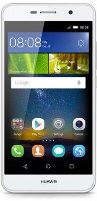 Смартфон Huawei Y6 Pro DualSim White 1