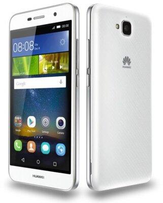 Смартфон Huawei Y6 Pro DualSim White 3