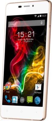Смартфон Fly IQ4516 Octa Tornado Slim White 3