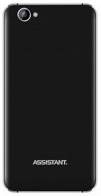 Смартфон Assistant AS-6431 Rider Black 2