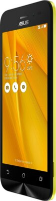 Смартфон Asus ZenFone Go ZB452KG Yellow 3