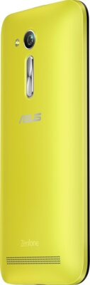 Смартфон Asus ZenFone Go ZB452KG Yellow 4