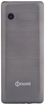 Мобільний телефон Nomi i241 Metal Dark-Grey 2