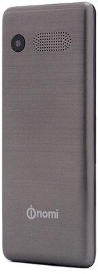 Мобільний телефон Nomi i241 Metal Dark-Grey 5