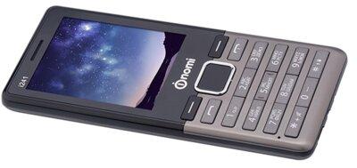 Мобільний телефон Nomi i241 Metal Dark-Grey 7
