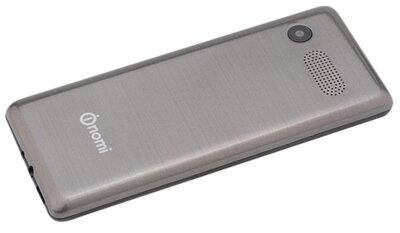 Мобільний телефон Nomi i241 Metal Dark-Grey 8