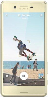 Смартфон Sony Xperia X Performance F8132 Lime Gold 3