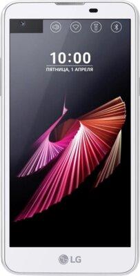 Смартфон LG K500ds X view White 1
