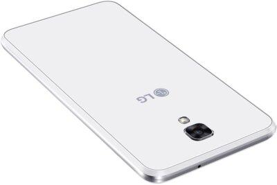 Смартфон LG K500ds X view White 4
