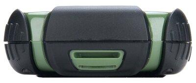 Мобільний телефон Nomi i242 X-treme Black-Green 5