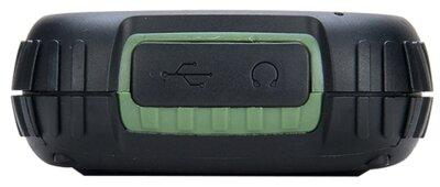 Мобільний телефон Nomi i242 X-treme Black-Green 6