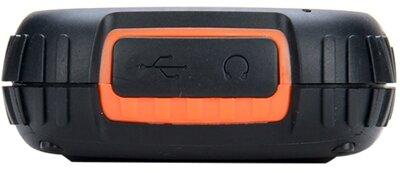 Мобільний телефон Nomi i242 X-treme Black-Orange 6