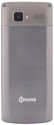 Мобильный телефон Nomi i280 Metal Dark-Grey 2