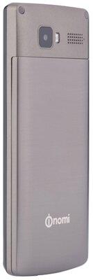 Мобильный телефон Nomi i280 Metal Dark-Grey 5