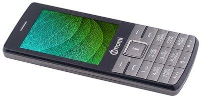 Мобильный телефон Nomi i280 Metal Dark-Grey 8